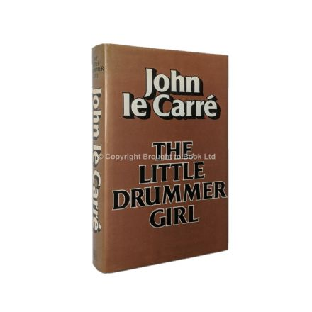 The Little Drummer Girl Signed by John le Carré First Edition Hodder & Stoughton 1983